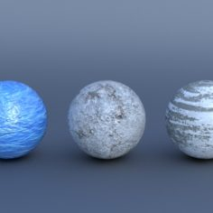 Intro to Texturing in Cycles Free 3D Model