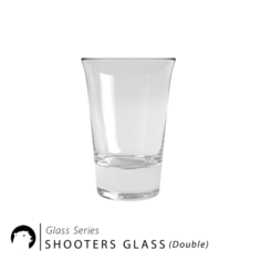 Glass Series – Shooters Glass Double 3D Model