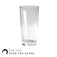 Glass Series – Iced Tea Glass 3D Model