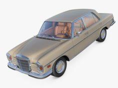 Mercedes-Benz 300SEL 63 3D Model