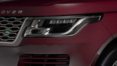 Range Rover HSE Td6 L405 2018 3D Model