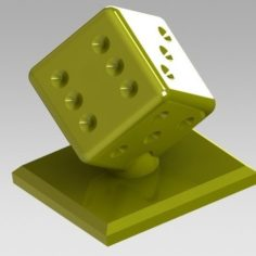 Given with base 3D Print Model