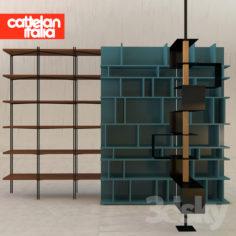 Cattelan Tokyo Hudson Wally                                      Free 3D Model