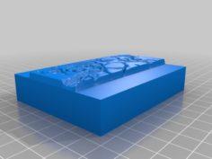 placa en relieve 3D Print Model