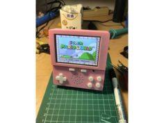 Raspberry Pi2/3 Portable 3D Print Model