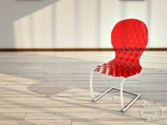 Chair 1 3D Model