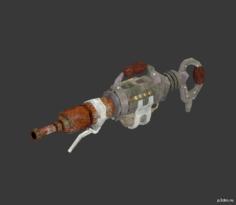 River Gun 3D Model