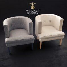 Geoffrey Chair 3D Model