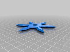 estrella nijadoble 3D Print Model