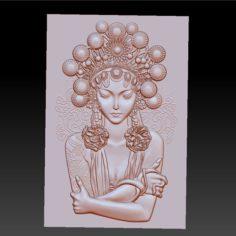 Peking Opera character 3D Print Model