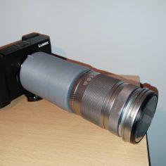 Macrotube micro 4/3 – macro ring – extension for lens m4 / 3 3D Print Model