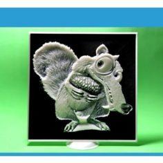 Scrat 3D 3D Print Model