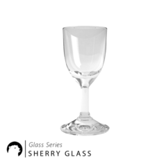Glass Series – Sherry Glass 3D Model