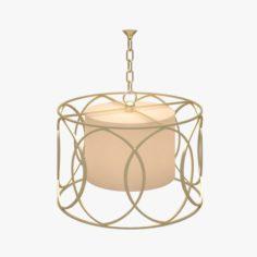 Interior Lamp 22 3D Model
