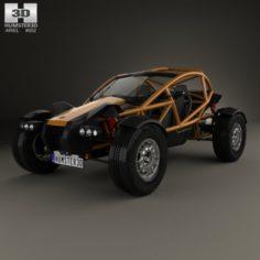 Ariel Nomad 2015 3D Model