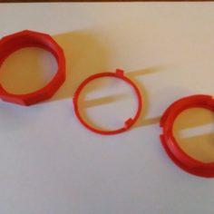 fixing spot led 3D Print Model