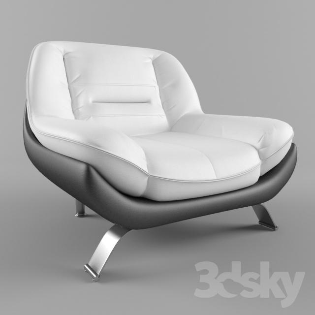 Fotel Mello Gala Collezione Free 3d Model 3dhuntco