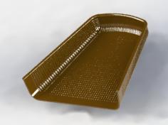 Dustpan Free 3D Model