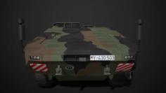 GTK Boxer All 3D Model