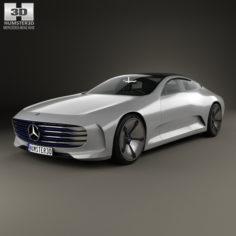 Mercedes-Benz IAA 2015 3D Model