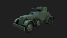 BA-5 3D Model