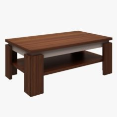 Coffee Table 07 3D Model