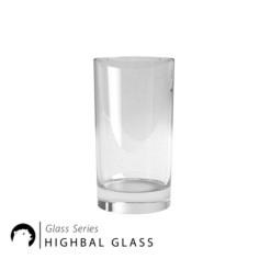 Glass Series – Highball Glass 3D Model