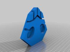 Ichigo Skull 3D Print Model