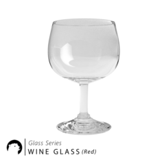 Glass Series – Wine Glass Red 3D Model