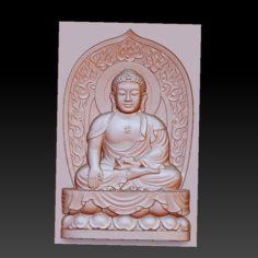 buddha 3D Print Model