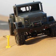 Mini Shovels For Toy Trucks 3D Print Model