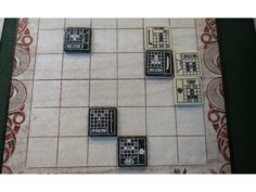 Jarl – Vikings Tile Laying Game 3D Print Model