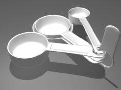 Measuring-Cup 3D Model