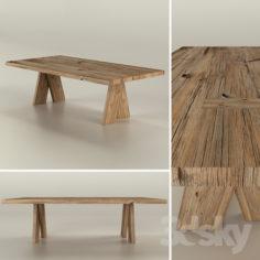 Riva 1920 table / JEDI                                      Free 3D Model