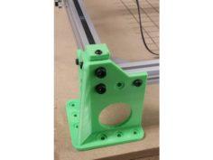 DIY/Benbox Chinese laser bracket/mount 3D Print Model