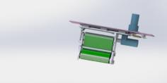 Vibration polishing module 3D Model