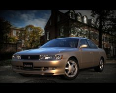 Toyota Chaser JZX 90 3D Model