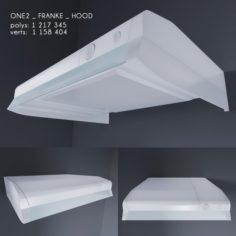Franke Hood Free 3D Model