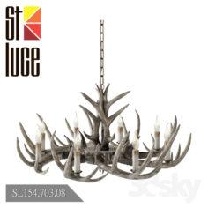 OM STLuce SL154.703.08 (For perezalivku)                                      Free 3D Model