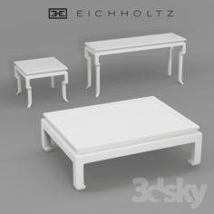 Eichholtz tables Opium                                      Free 3D Model