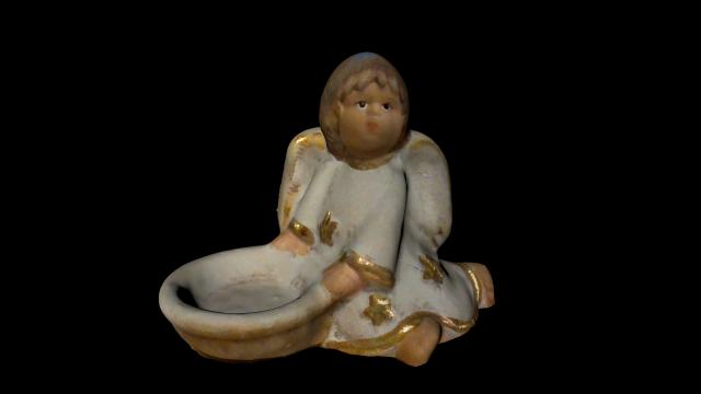 Angel Free 3D Model - 3DHunt co