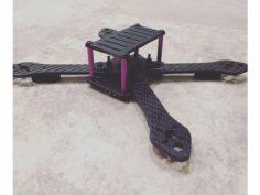 Martian 3d frame. 3D Print Model