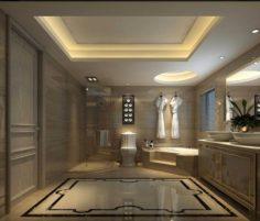 Bathroom design complete model 171 3D Model