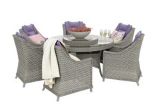 Outdoor furnitures 04 3D Model