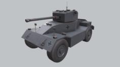 AEC MkII 75mm 3D Model