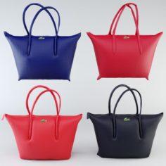 Lacoste bags 3D Model