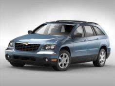 Chrysler Pacifica 2004 – 2008 3D Model