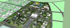 City township 3D Model