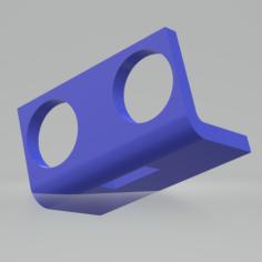 Arduino distance sensor support 3D Print Model