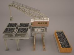 Coal Changer 3D Model